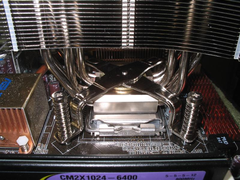The Thermalright Ultra 120 Extreme has become very popular recently as the ultimate air cooler. Unfortunately the extreme is also becoming a bit notorious as having some quality control issues, mainly due to the new […]